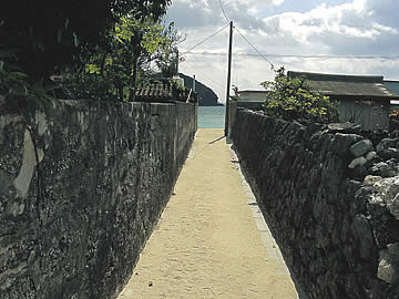 Village Sand Paths