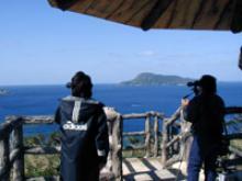 Fukaji Island observation deck